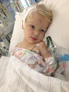 Emma After Surgery 2