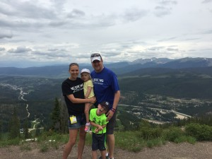 Family vacation to Colorado.  Thanks to the Kosters for sharing their cabin for a couple nights.  It was awesome.