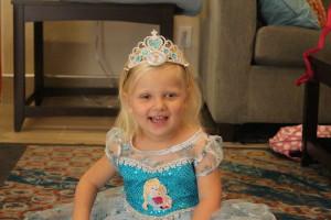Princess Elsa aka Emma